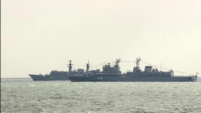 Ce spun analiştii militari despre navele de luptă prezentate de Ziua Marinei: nişte vechituri