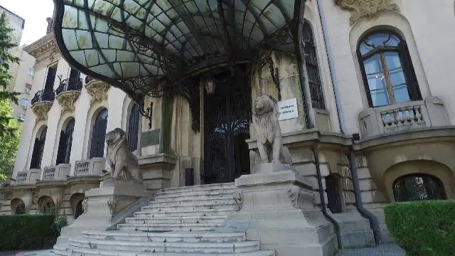"""De nu a fost restaurat Muzeul """"George Enescu"""", deși statul a primt 7 mil. euro de la BE"""