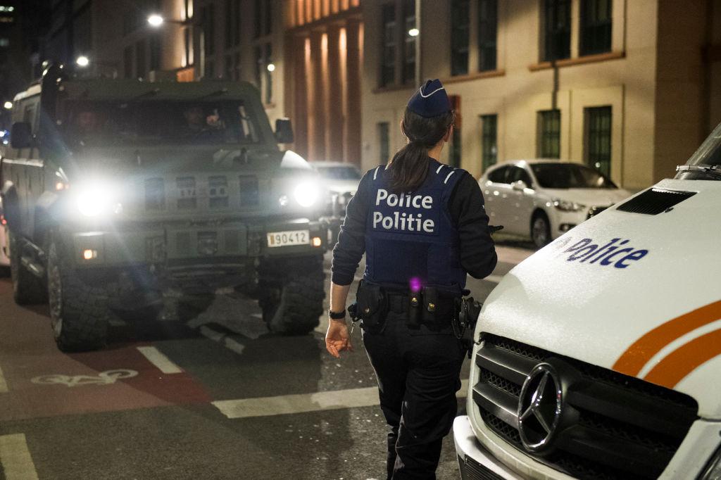 "Atac terorist în Bruxelles. Agresorul a strigat ""Allah Akbar"""