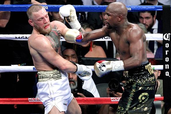 Meciul Secolului: McGregor, făcut KO de Mayweather