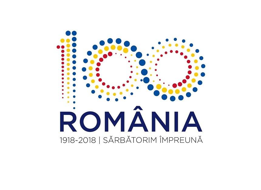 """Logoul """"Hora"""" a fost ales drept identitatea vizuală a Centenarului Marii Uniri"""