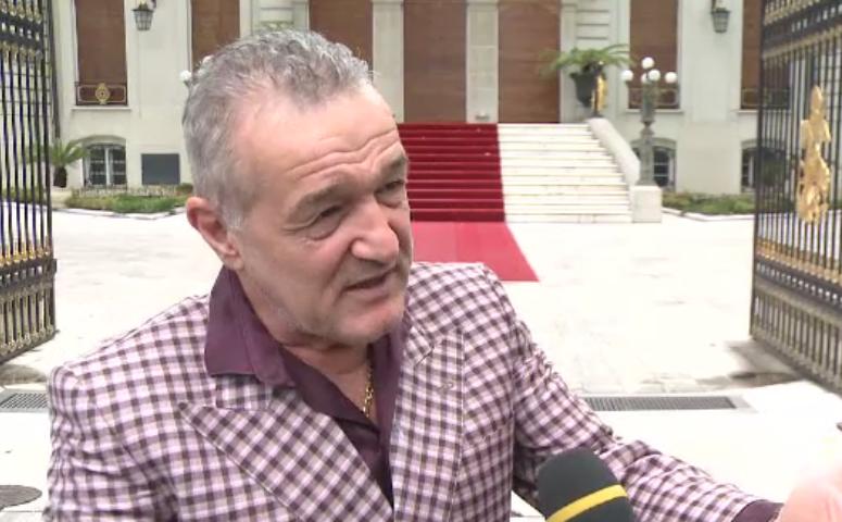 Gigi Becali s-ar putea alege cu un dosar penal. Ce mesaje i-a trimis directorului de la Jilava