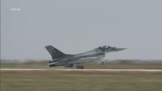 Cine se ocupă de întreținerea avioanelor F-16 cu care a fost dotată Armata Română