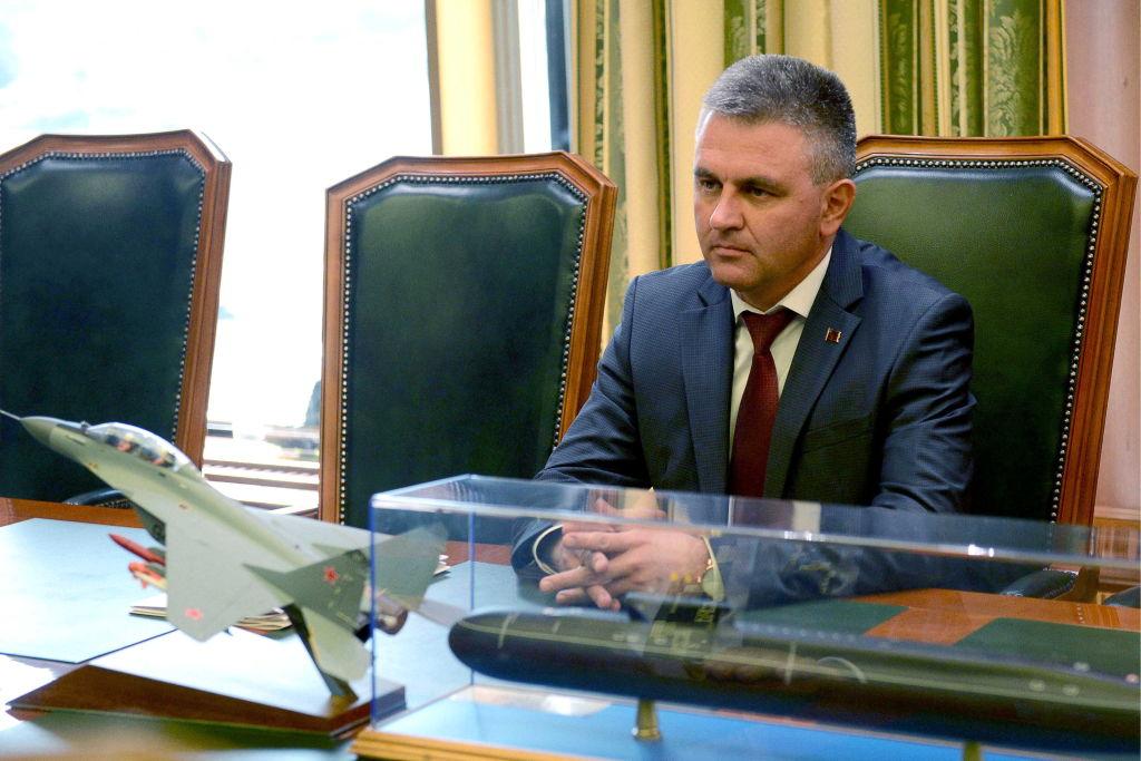 Liderul separatist din Transnistria dezinformează în legătură cu vaccinurile donate de România
