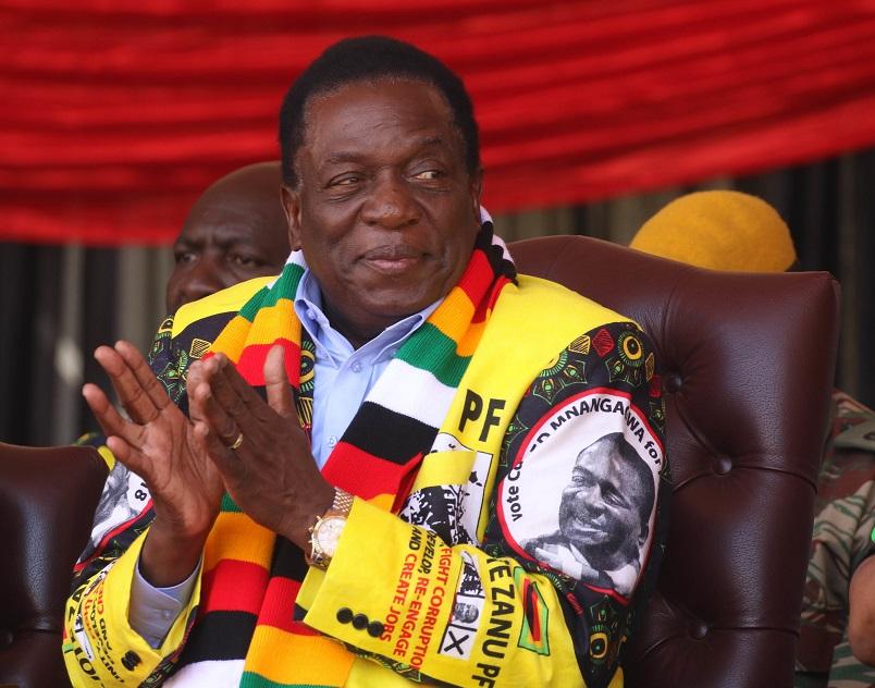 Alegerile din Zimbabwe, câştigate de