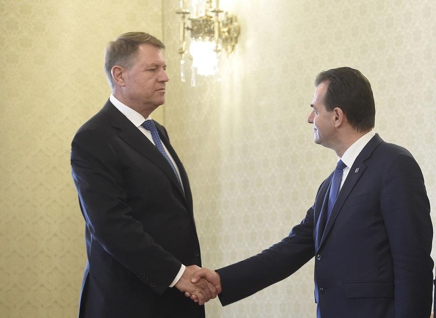 Premierul și președintele Iohannis au decis că în România trebuie organizate alegeri anticipate