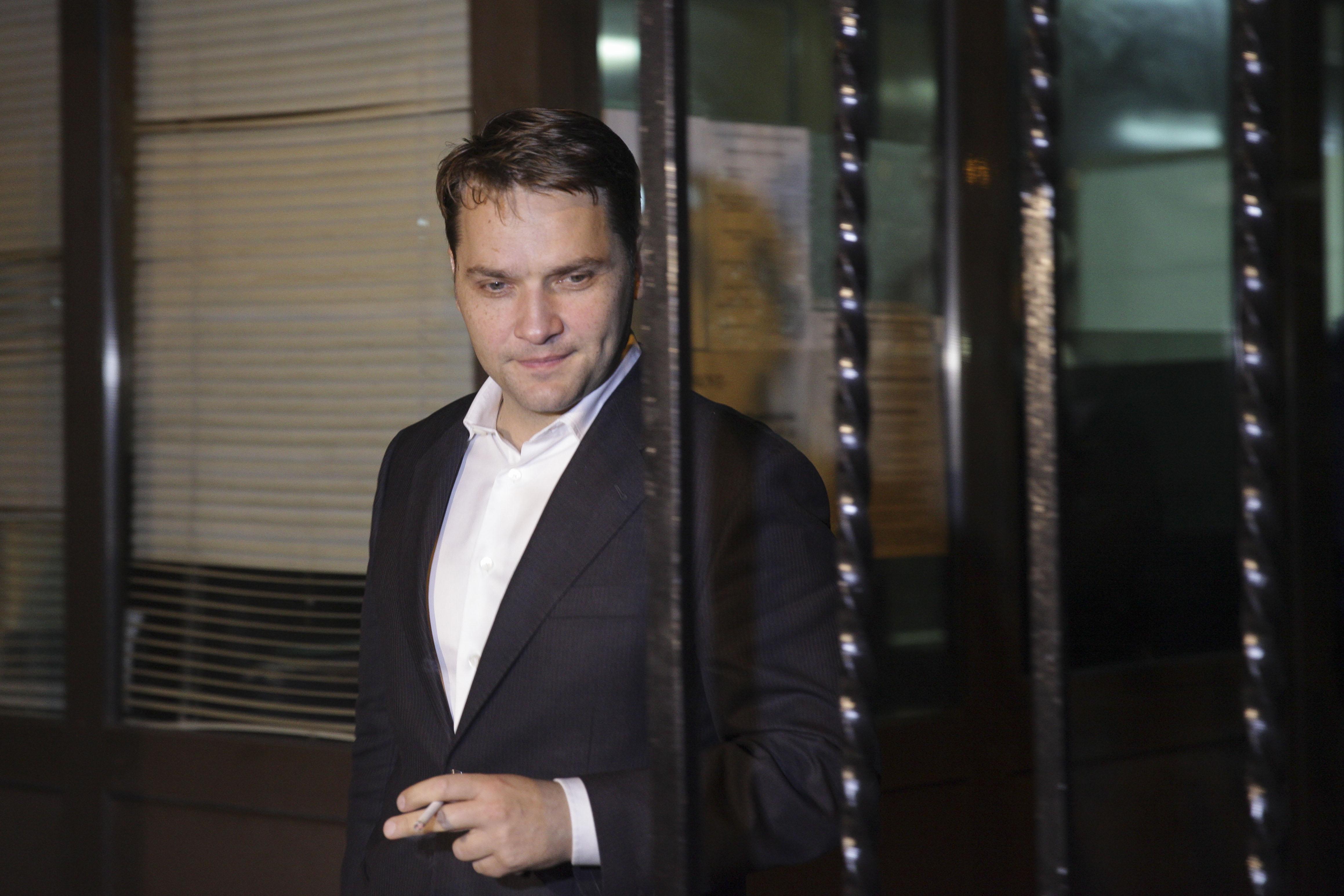 Dan Şova, audiat la DNA în dosarul Tel Drum