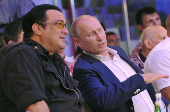 Vladimir Putin are un nou job pentru Steven Seagal