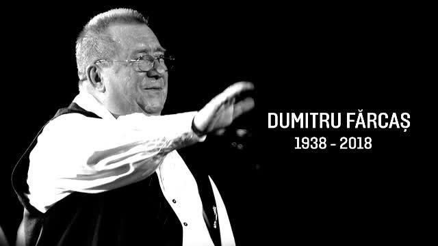 Unde va fi înmormântat maestrul Dumitru Fărcaș. Emil Boc: