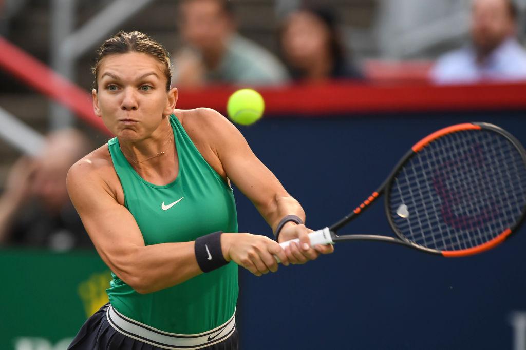 Halep - Pavliucenkova, în turul doi la Montreal. Meciul a fost amânat din cauza ploii