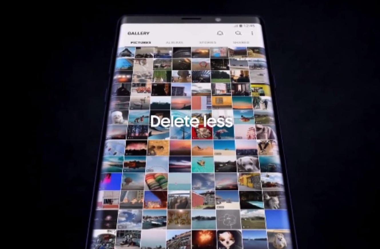 Samsung le prezintă clienților pierduți în lupta cu Apple un nou smartphone. Ce capacități are