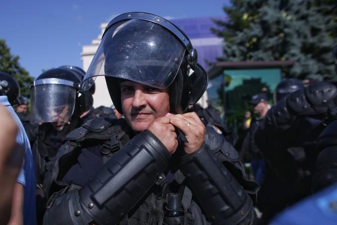 Ce scrie presa din strainatate despre incidentele din Piata Victoriei