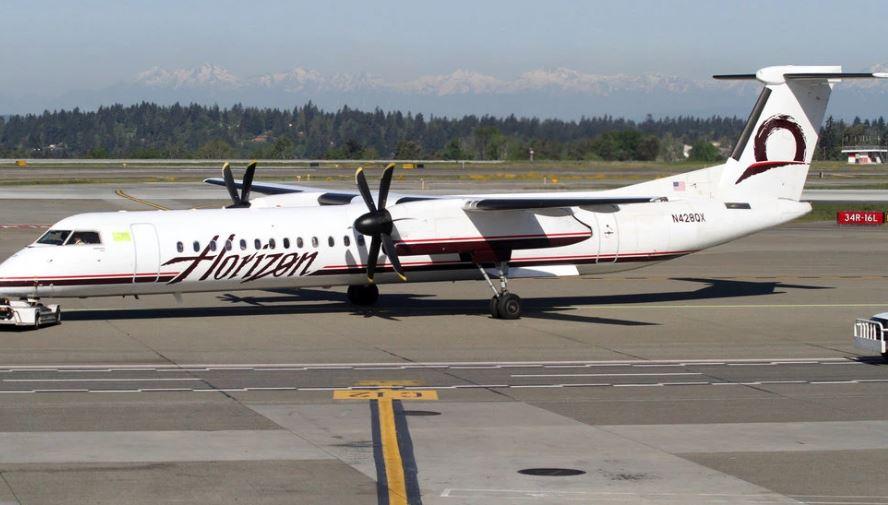 Avion de pasageri, furat de pe aeroportul din Seattle. Aeronava s-a prăbușit. VIDEO