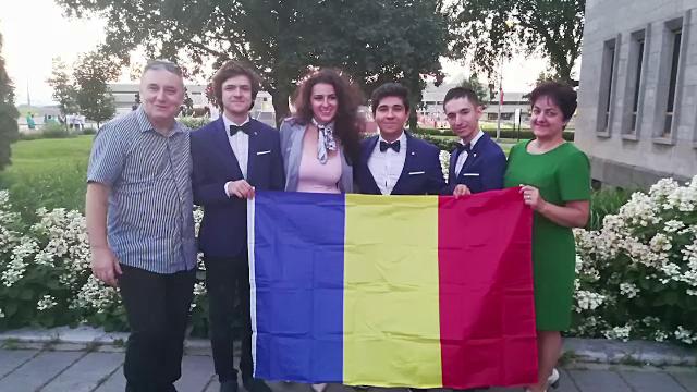 Cum au reacționat elevii români după ce au obținut 3 medalii de aur la Olimpiada Internațională de Geografie