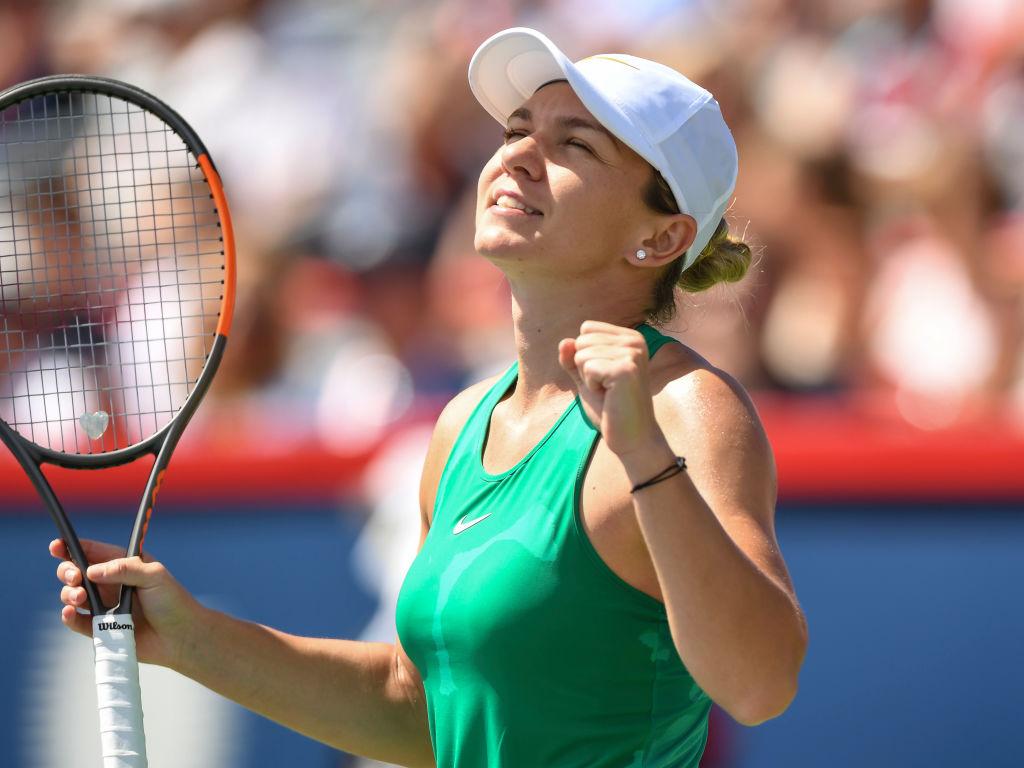 Halep - Stephens 7-6; 3-6; 6-4. Simona câștigă din nou Rogers Cup, după o luptă incredibilă