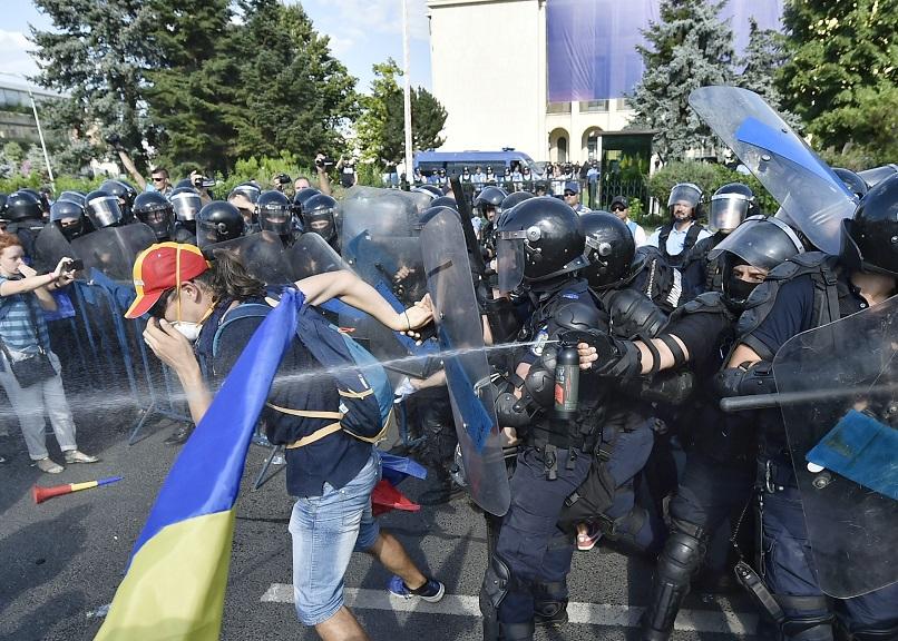 Plângerile penale împotriva Jandarmeriei continuă să curgă la Parchetul Militar. Numărul acestora