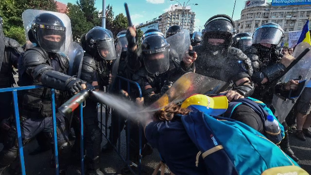 Nouă situaţie jenantă pentru Jandarmeria Română. Carmen Dan, contrazisă de Parchetul Militar București