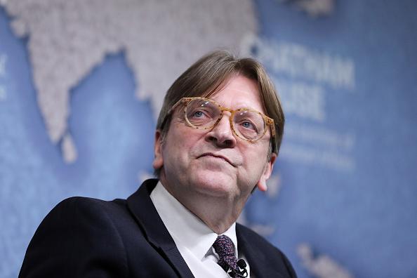 """Mesajul lui Guy Verhofstadt, liderul ALDE Europa, pentru Guvernul României: """"Moment critic"""""""