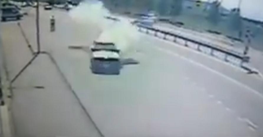 Atacuri ale Statului Islamic asupra poliţiştilor, în Rusia. VIDEO