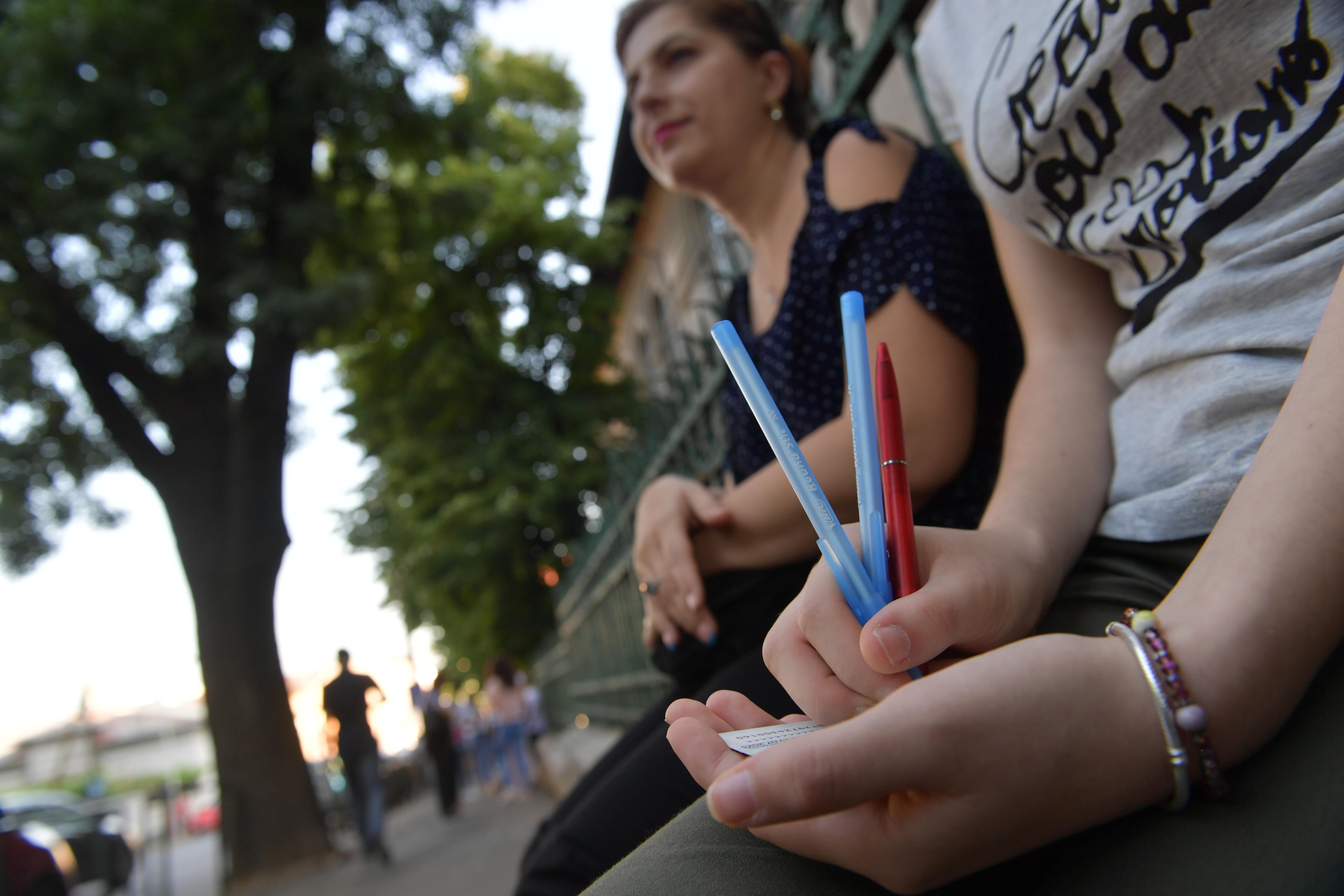 Barem MATEMATICĂ Simulare BAC 2019. Elevii au susținut proba obligatorie a profilului