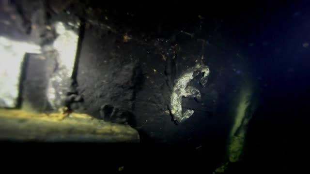 Secretele ascunse de epava unei nave ruseşti, găsită în Marea Baltică