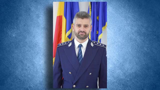 Comisarul şef Nicolae Alexe, care a coordonat ancheta în cazul Caracal, a fost destituit din Poliţie