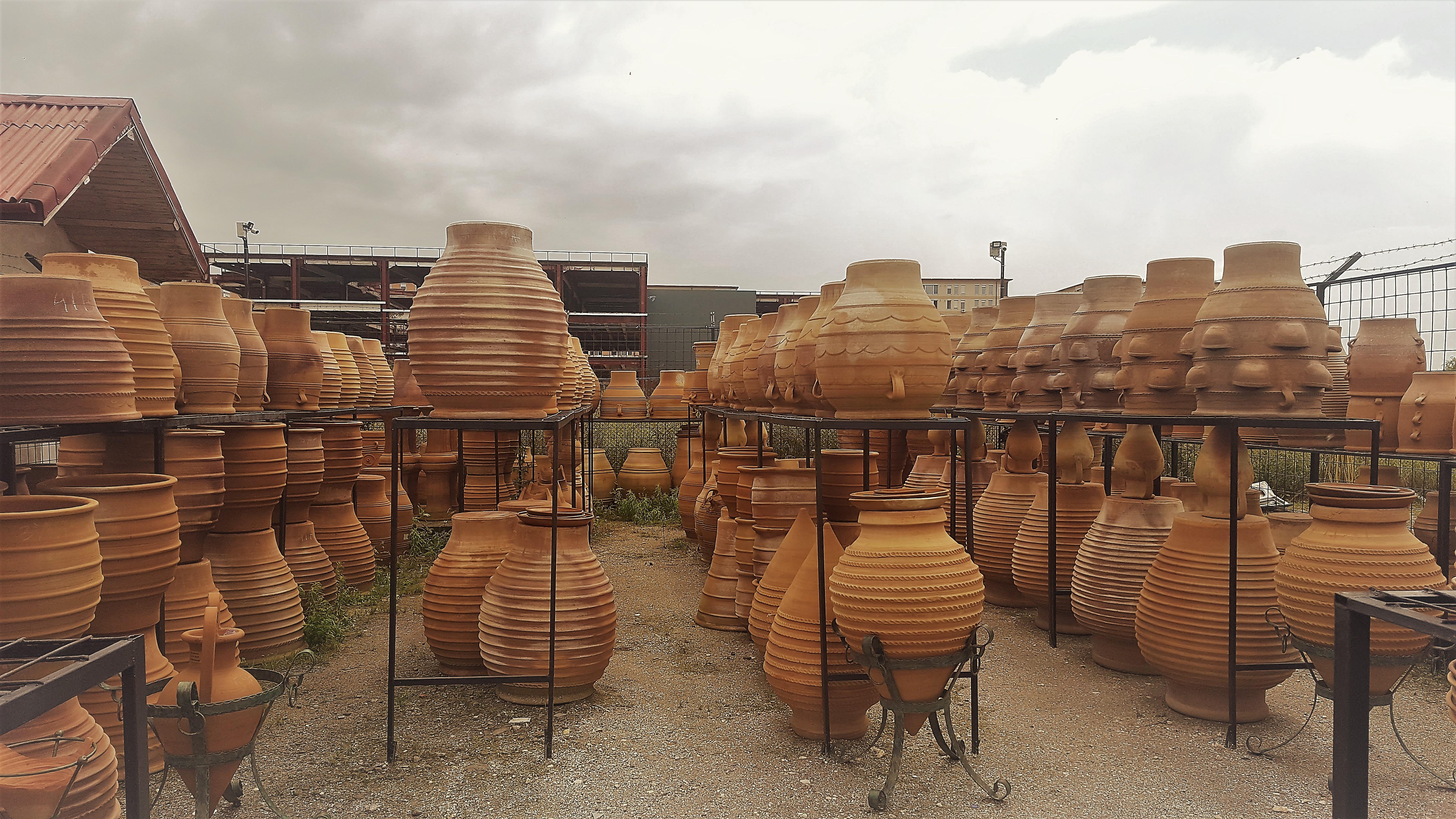 """(P) Amforele ,,ceramico""""- Magie si garantie de 100 de ani intr-un singur produs"""