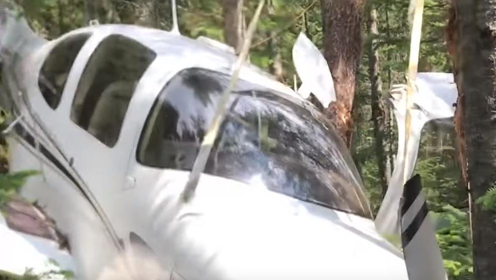 A transmis în timp real accidentul aviatic în care a fost implicat. Cum s-a încheiat totul