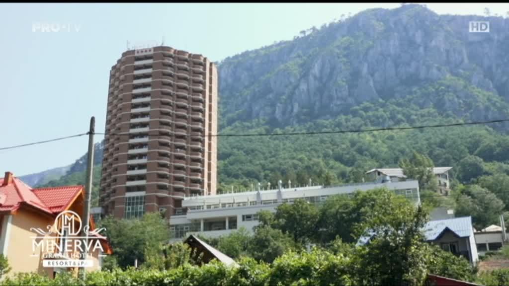 (P) Grand Hotel Minerva Resort & SPA, locul preferat al turiștilor din Băile Herculane