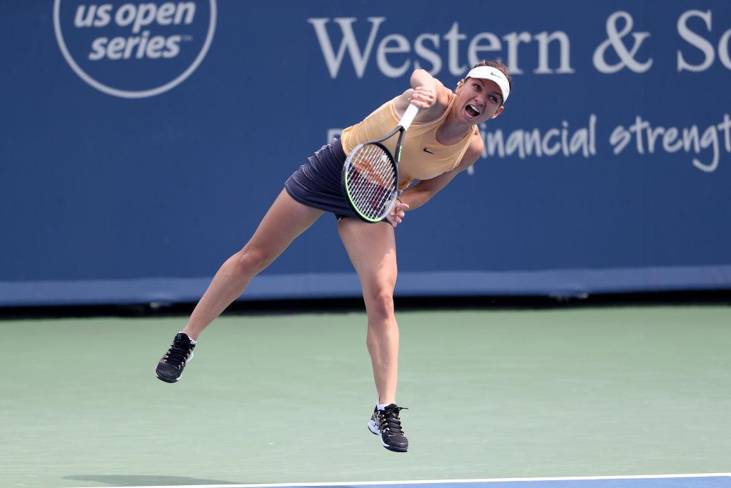 Simona Halep - Taylor Townsend, în turul doi la US Open
