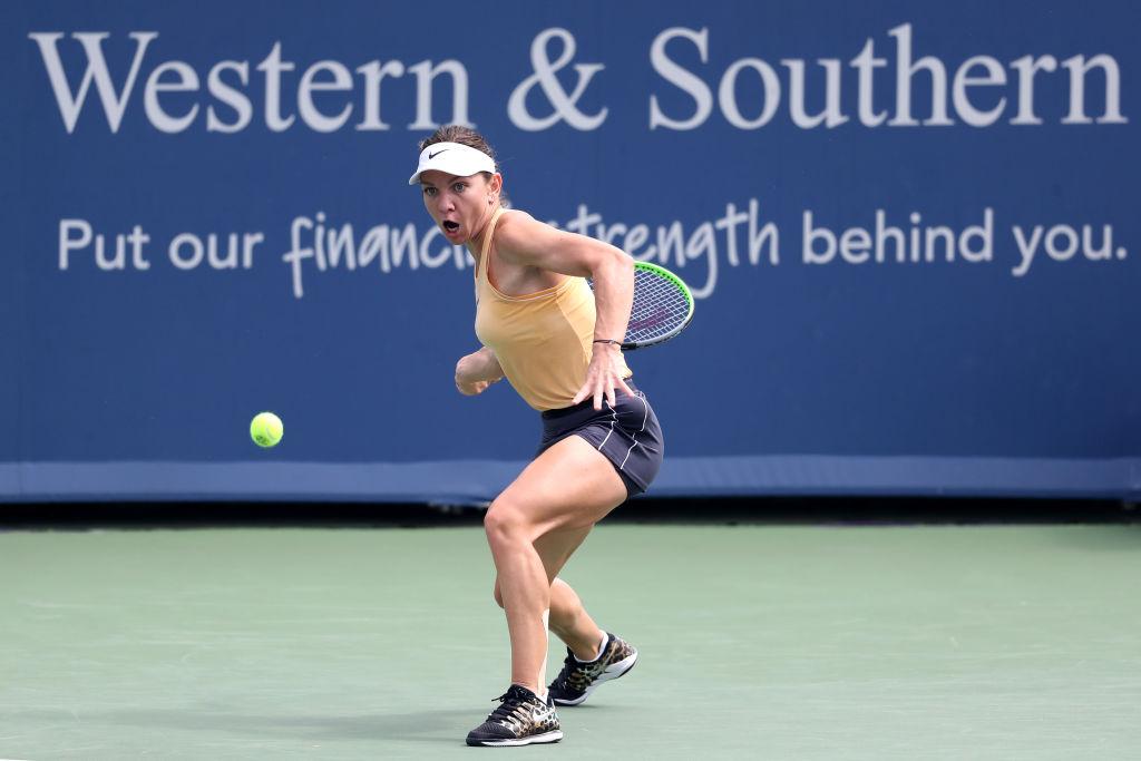 Simona Halep s-a calificat în turul 2 la US Open. Românca a trecut în 3 seturi de Nicole Gibbs