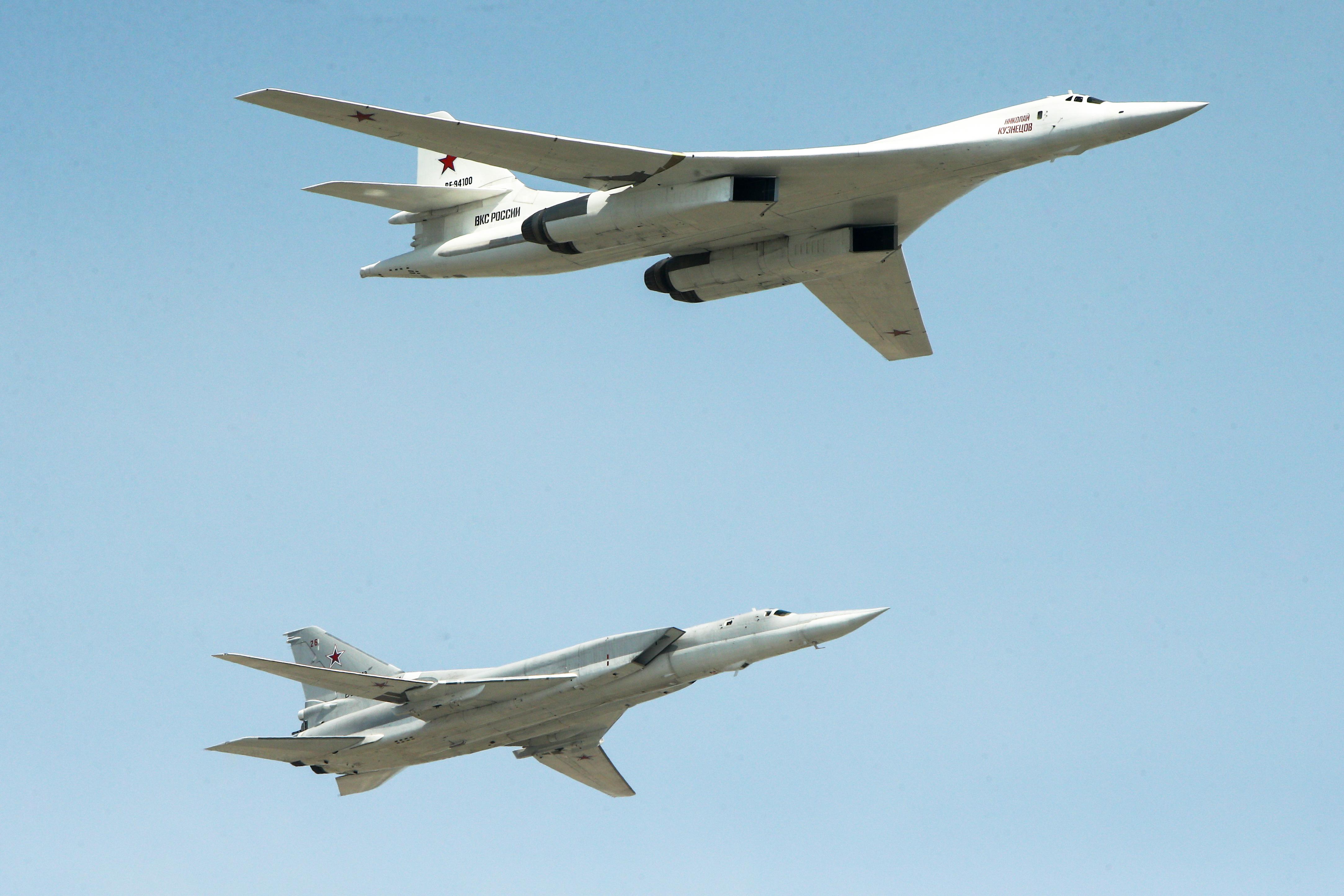 """Rusia a trimis bombardiere lângă Alaska. """"Pot ataca SUA în 20 de minute"""""""