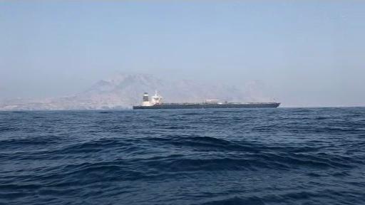 SUA ameninţă echipajul petrolierului iranian Grace 1 cu interdicţia acordării vizei