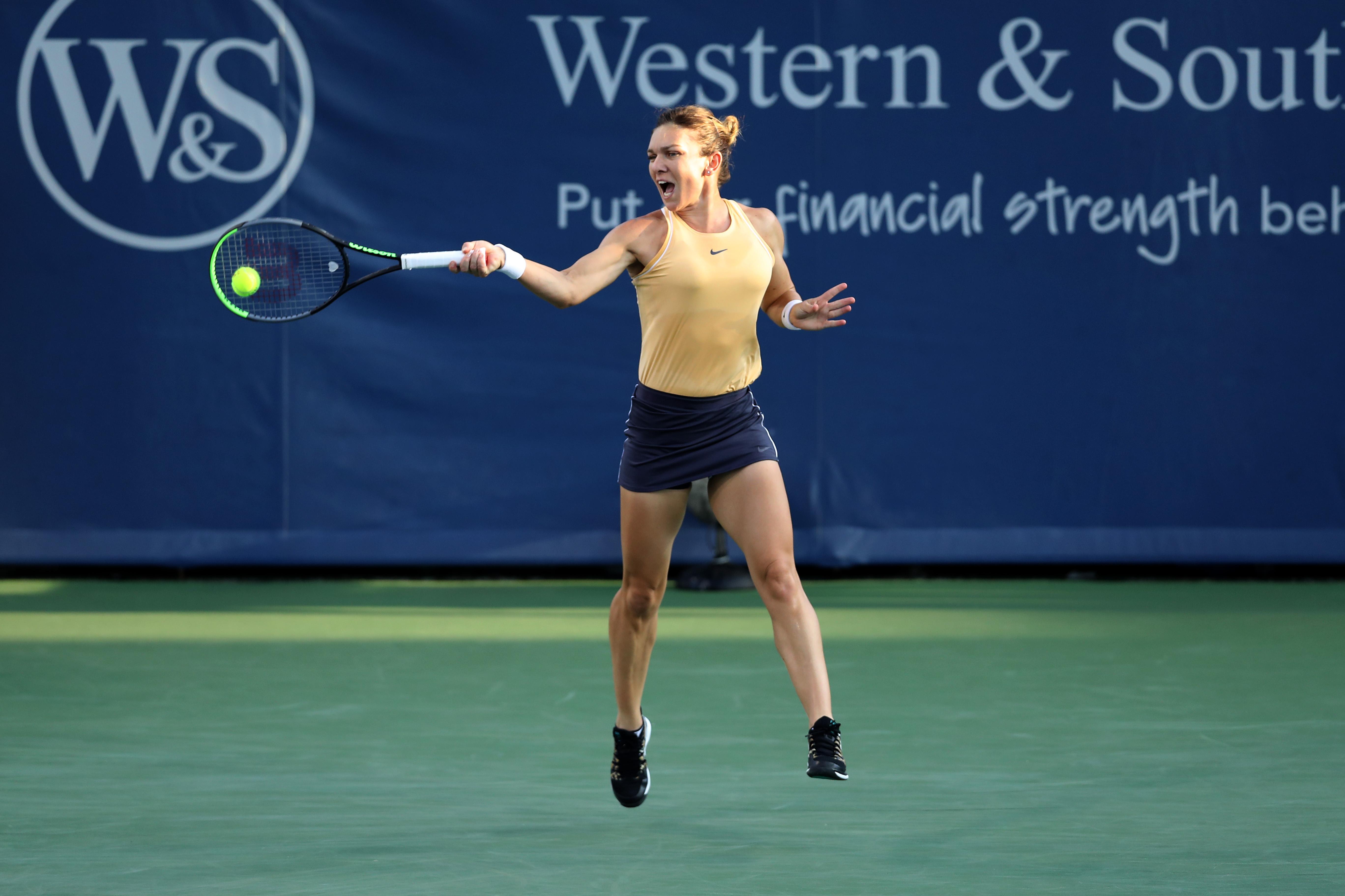 Simona Halep, după eliminarea în turul 2 al US Open: