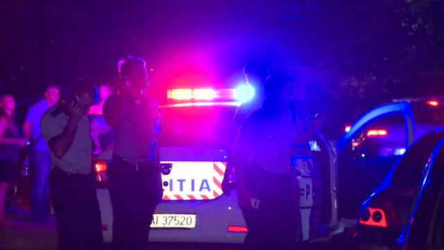 O persoană a raportat un camion frigorific cu cadavre umane, în Timiș