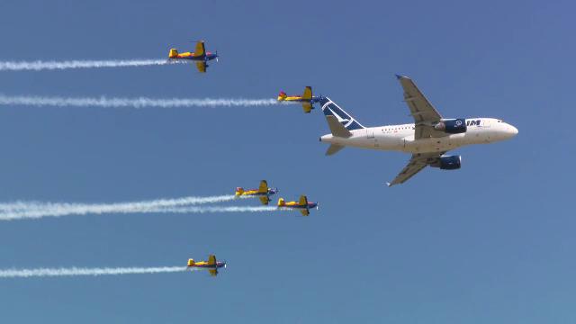 BIAS 2019. Spectacol aviatic impresionant, pe Aeroportul Băneasa