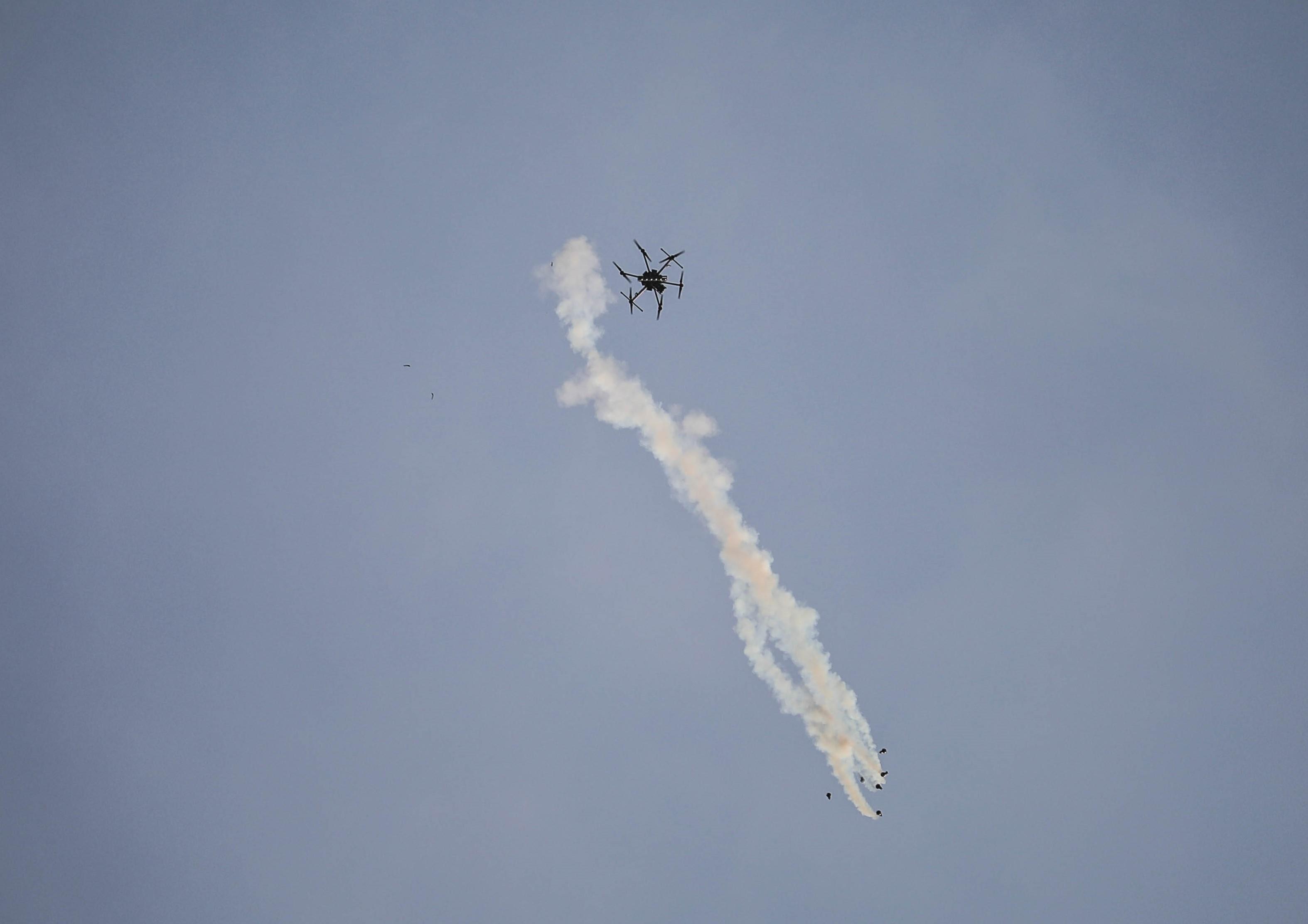 Paramilitari irakieni acuză Israelul că le-a ucis un luptător într-un