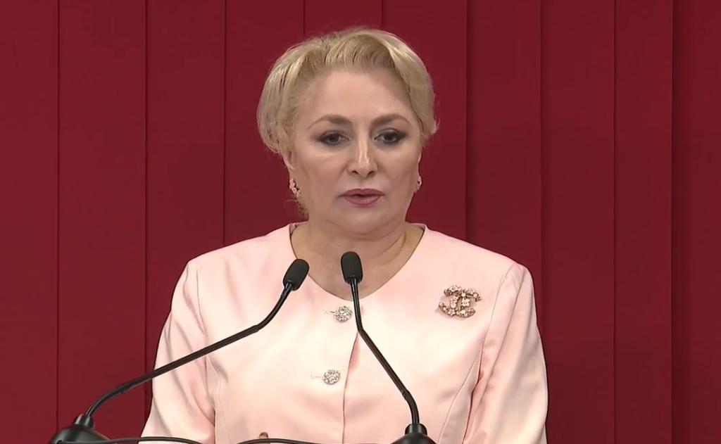 Premierul Dăncilă susţine că Rovana Plumb a fost victima unei