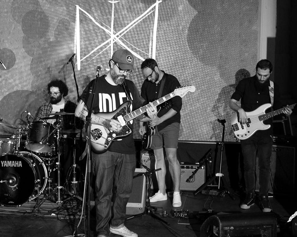 """Trupa ORKID își lansează oficial EP-ul """"Deraiat"""", printr-un concert la Arena Tei din București"""