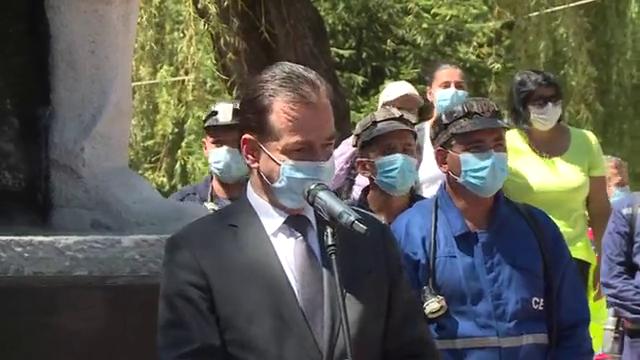 Orban a fost huiduit de minerii din Valea Jiului, după care a uitat numele unei mine