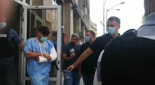 Principalul suspect în cazul morții lui Emi Pian a fost reținut, după mai multe ore de audieri