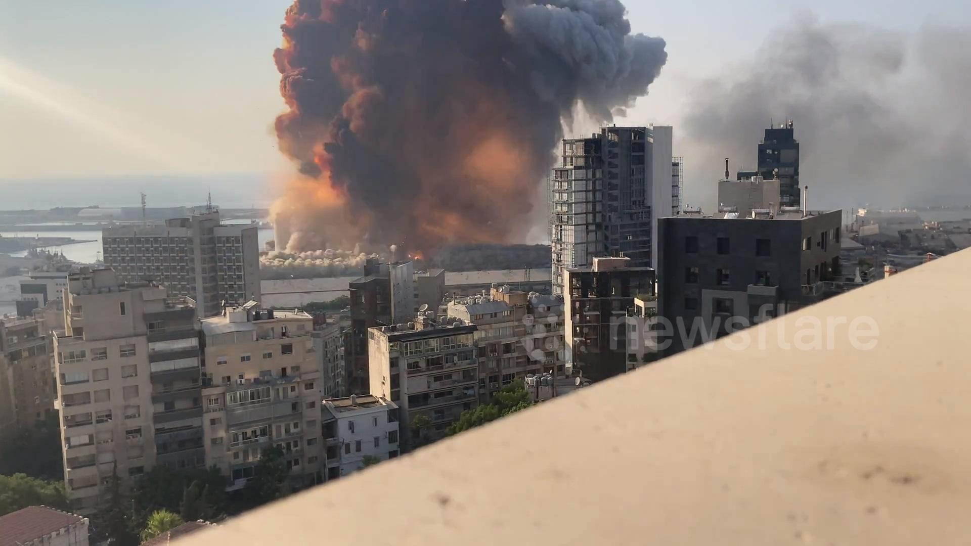 Explozia din Beirut: Un judecător cere declanşarea de investigaţii împotriva a trei miniştri