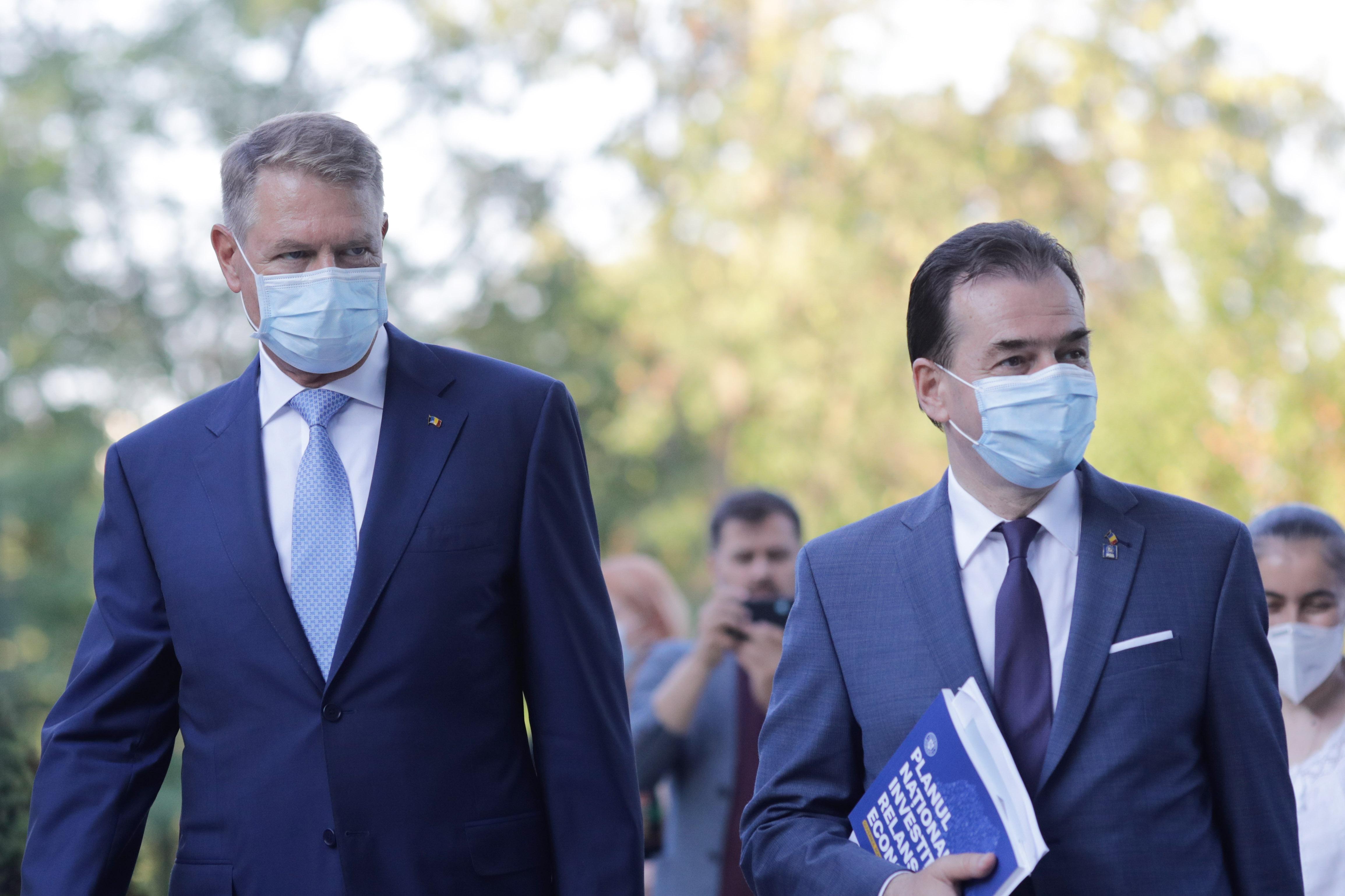 """Orban, despre Iohannis: """"De multe ori am senzaţia că parcă a fost înlocuit cu o sosie"""""""