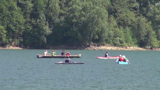 De la Durău în Delta Dunării, în canoe. Ce sfaturi au primit de la Ivan Patzaichin