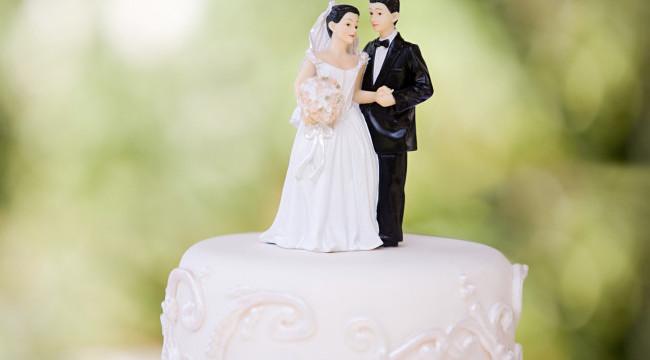 "Doi miri au ramas ingroziti cand au vazut tortul la nunta: ""Arata ca o bucata de carne de vaca mutilata"". FOTO"