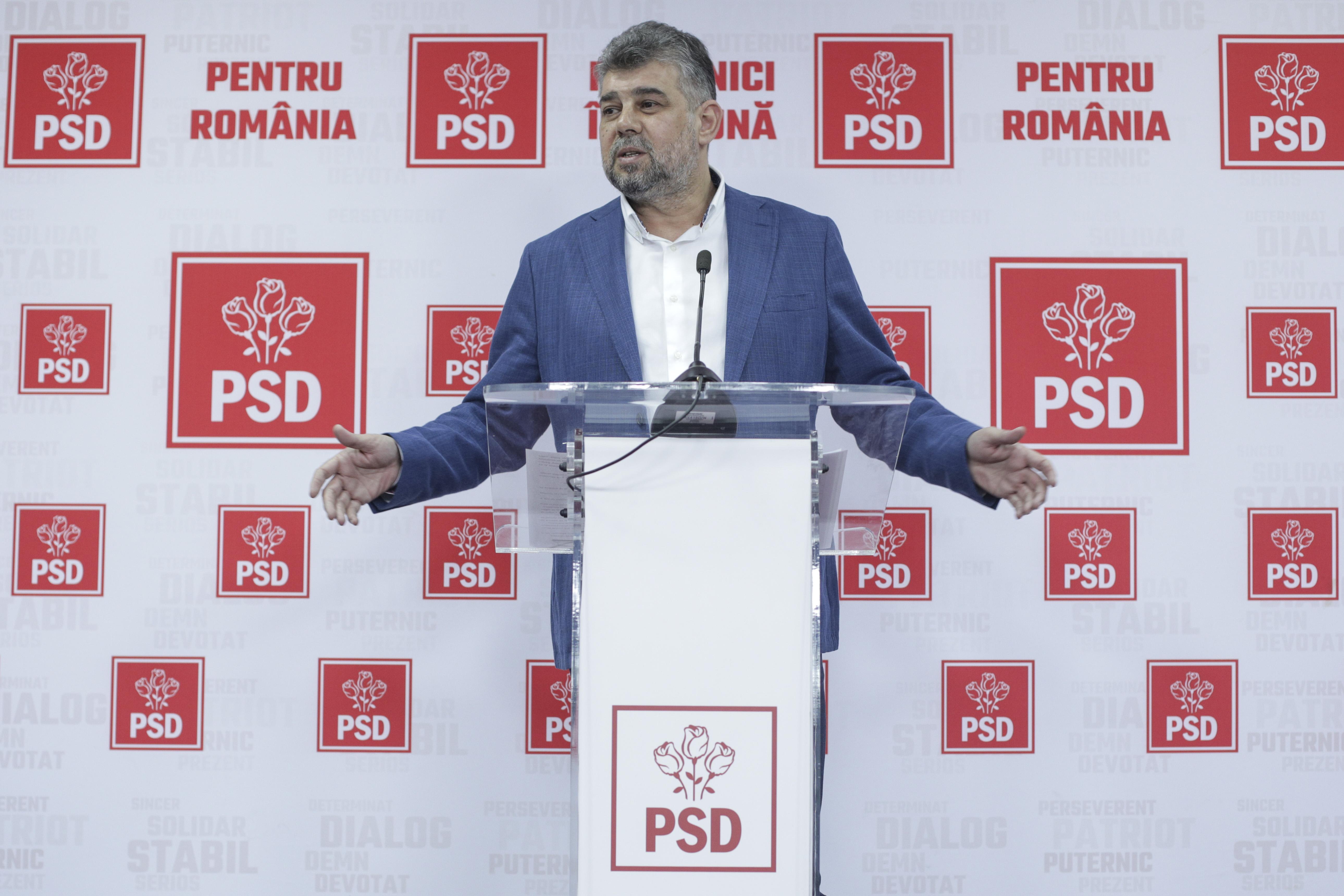 """PSD, o nouă moțiune împotriva lui Voiculescu: """"E gol atât în suflet, cât şi în cap"""""""