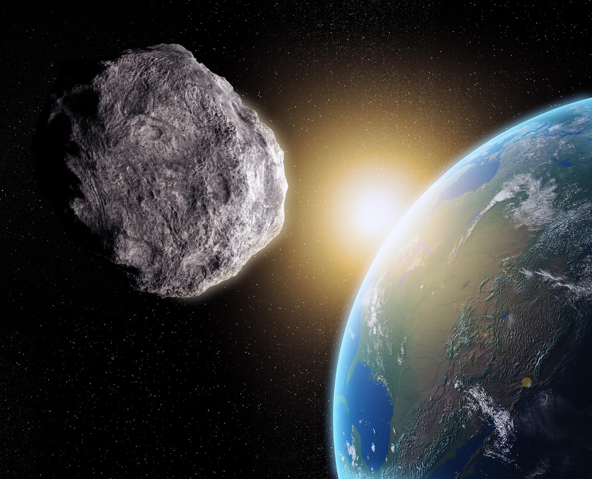 Un asteroid de mărimea unui stat din SUA care valorează 10.000 de cvadrilioane de dolari a fost descoperit de experți