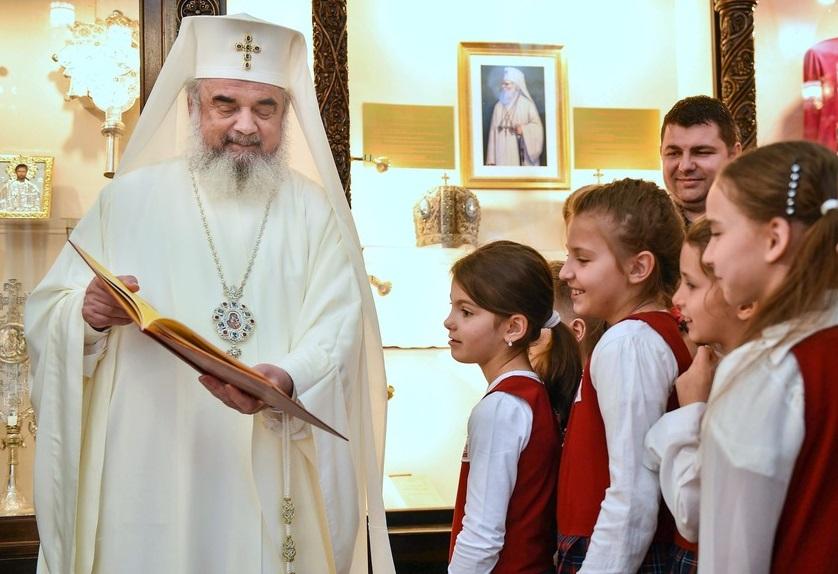 Patriarhul cere note, şi nu calificative, la orele de Religie.