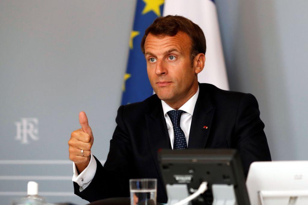 """Macron către Biden: """"Welcome back"""" în Acordul de la Paris privind schimbările climatice"""