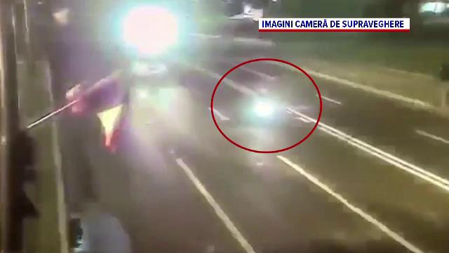 Ce au descoperit polițiștii din Timișoara după ce au prins un motociclist care gonea nebuneşte